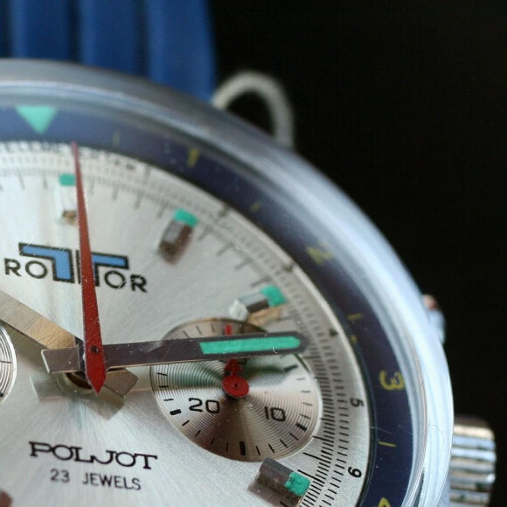 Poljot chronogaf Rottor